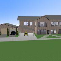 floorplans casa terraza muebles bricolaje cuarto de baño dormitorio salón garaje cocina exterior 3d