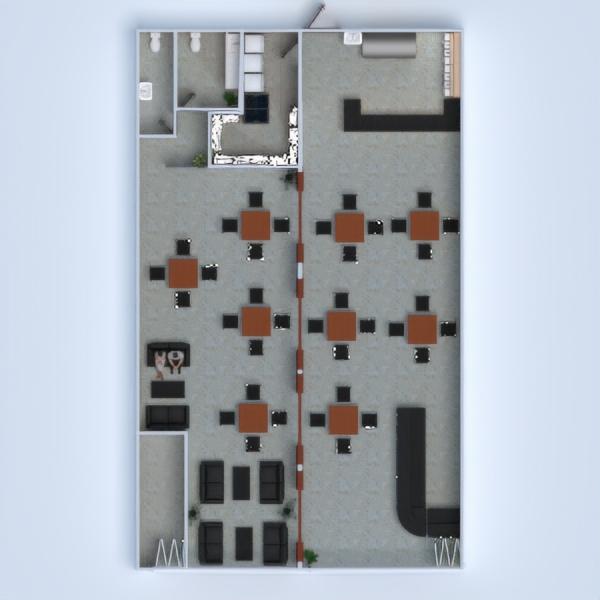 floorplans caffetteria 3d