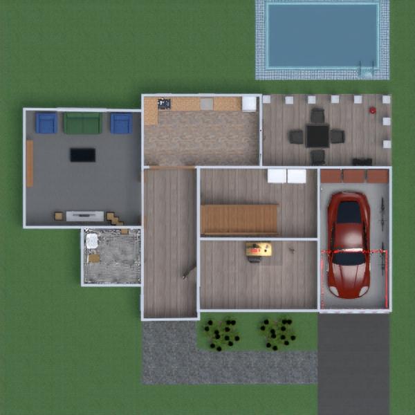 floorplans badezimmer schlafzimmer wohnzimmer garage 3d