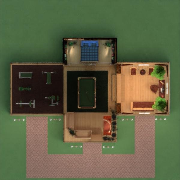 floorplans namas baldai dekoras pasidaryk pats vonia miegamasis svetainė virtuvė apšvietimas аrchitektūra sandėliukas prieškambaris 3d