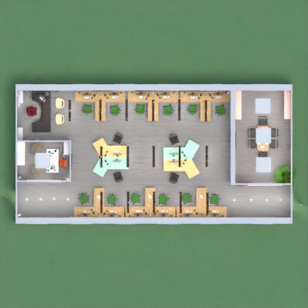floorplans illuminazione rinnovo monolocale 3d