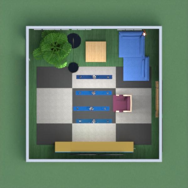 floorplans apartamento casa muebles decoración reforma 3d