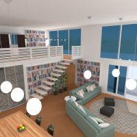 floorplans butas terasa baldai dekoras pasidaryk pats vonia miegamasis svetainė virtuvė apšvietimas valgomasis 3d