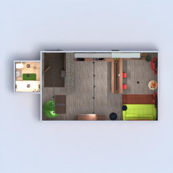 floorplans квартира мебель декор сделай сам ванная спальня гостиная кухня освещение ремонт 3d