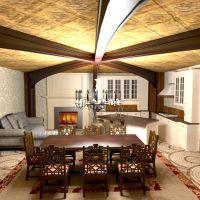 floorplans house furniture bathroom kitchen architecture 3d