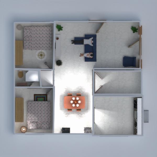 floorplans casa arredamento decorazioni illuminazione 3d
