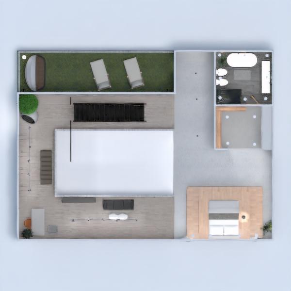 floorplans casa veranda arredamento decorazioni architettura 3d