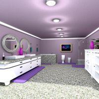 floorplans wohnung haus dekor badezimmer 3d