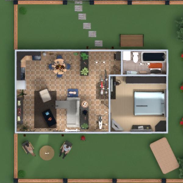 floorplans дом декор ванная спальня гостиная кухня освещение ландшафтный дизайн 3d