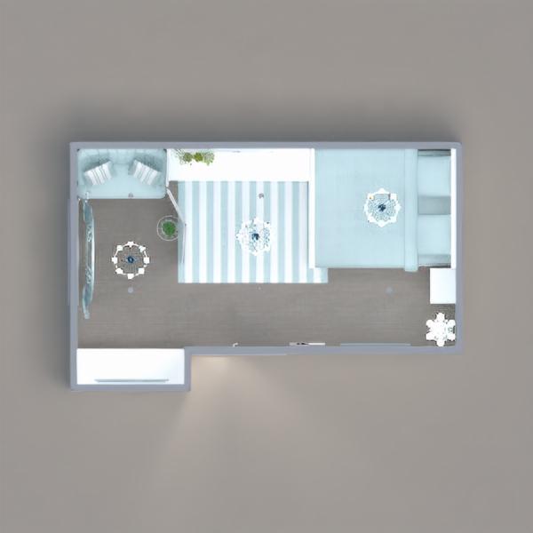 floorplans miegamasis vaikų kambarys apšvietimas sandėliukas studija 3d