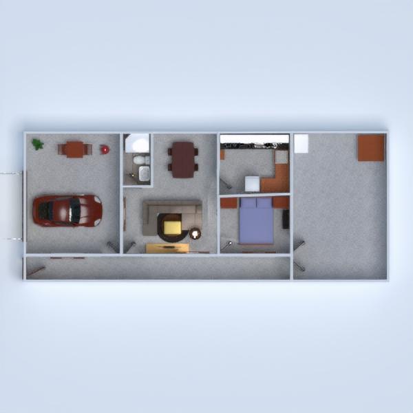 floorplans casa salón 3d