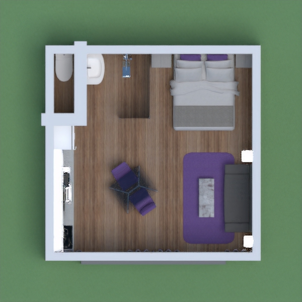 floorplans house bedroom living room studio 3d