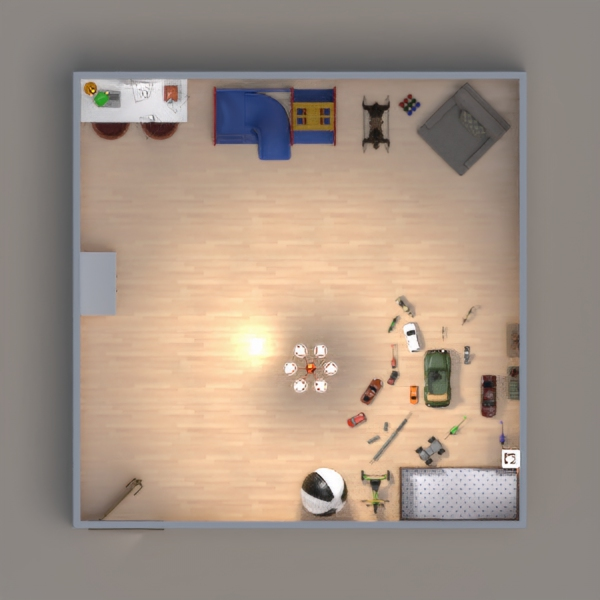floorplans diy lighting 3d