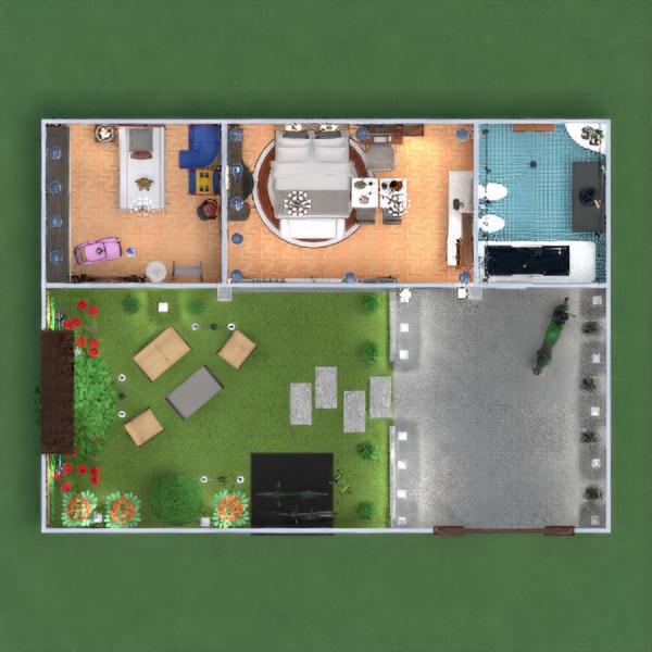 floorplans wohnung mobiliar dekor do-it-yourself badezimmer küche büro 3d