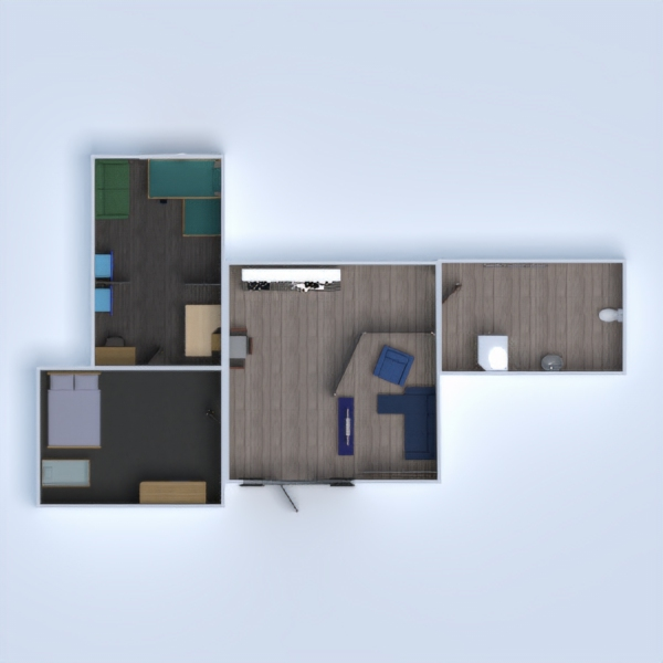 floorplans bathroom living room kitchen kids room dining room 3d