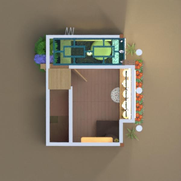 floorplans apartamento casa terraza muebles decoración bricolaje dormitorio salón exterior habitación infantil despacho iluminación reforma hogar cafetería arquitectura estudio descansillo 3d