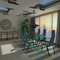 floorplans apartamento muebles decoración cuarto de baño dormitorio salón cocina exterior habitación infantil despacho iluminación reforma comedor 3d