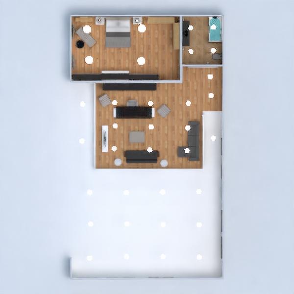 planos apartamento casa terraza muebles decoración bricolaje cuarto de baño dormitorio salón cocina exterior despacho iluminación hogar comedor arquitectura trastero estudio descansillo 3d