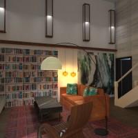 floorplans apartamento casa varanda inferior mobílias decoração faça você mesmo casa de banho dormitório quarto cozinha iluminação reforma arquitetura estúdio 3d