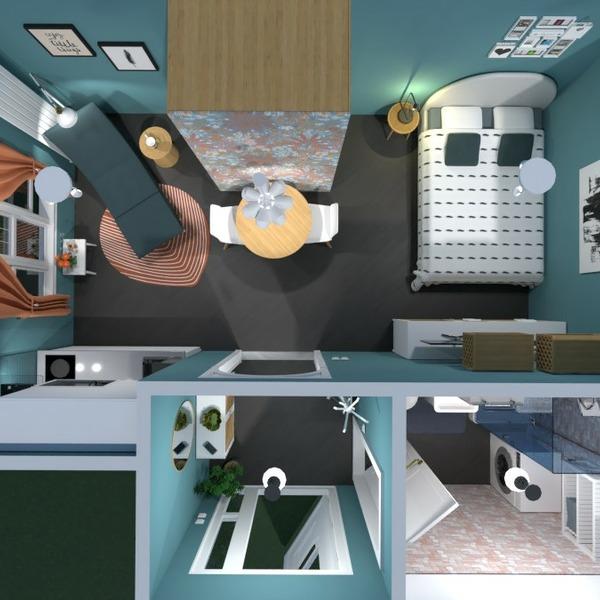 floorplans wohnung mobiliar schlafzimmer wohnzimmer architektur 3d