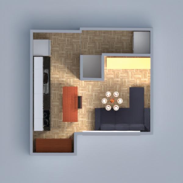 планировки квартира дом сделай сам кухня прихожая 3d