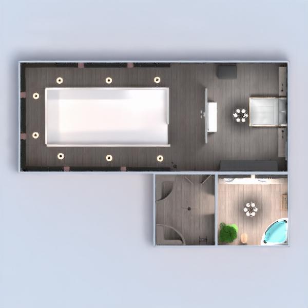 floorplans apartamento muebles decoración cuarto de baño dormitorio salón cocina despacho iluminación hogar arquitectura trastero estudio descansillo 3d