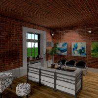 floorplans apartment furniture lighting renovation architecture 3d