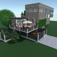 floorplans house terrace furniture decor bathroom bedroom living room garage kitchen outdoor renovation dining room architecture studio entryway 3d