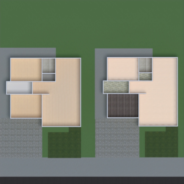 floorplans apartment house 3d