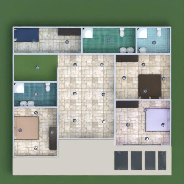floorplans casa varanda inferior mobílias decoração faça você mesmo casa de banho dormitório quarto garagem cozinha área externa quarto infantil iluminação paisagismo utensílios domésticos sala de jantar arquitetura 3d