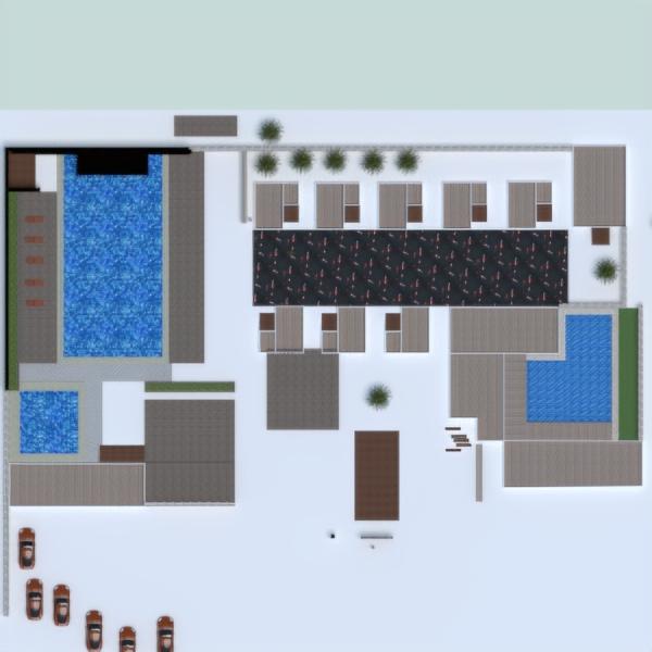progetti arredamento camera da letto saggiorno paesaggio 3d