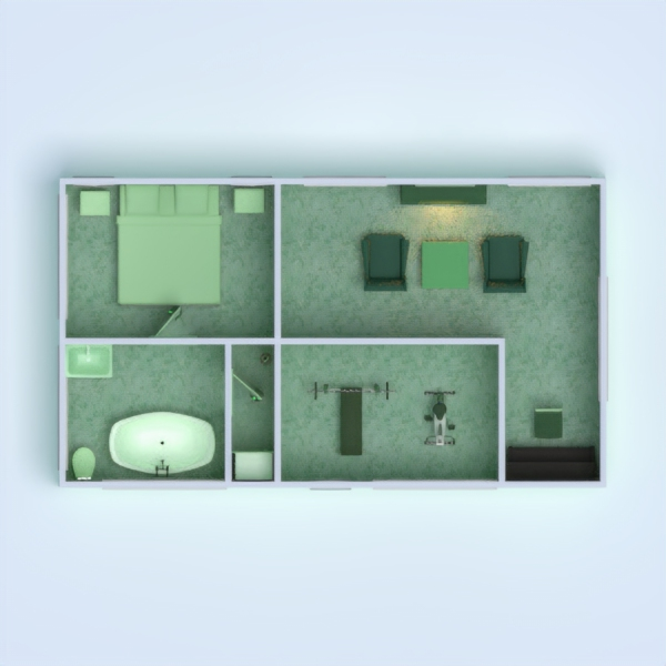 floorplans haus mobiliar do-it-yourself 3d