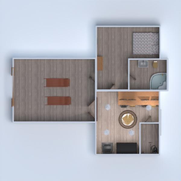 floorplans haus schlafzimmer wohnzimmer garage haushalt 3d