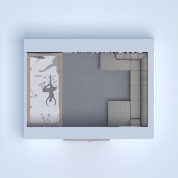 progetti arredamento decorazioni angolo fai-da-te camera da letto architettura 3d