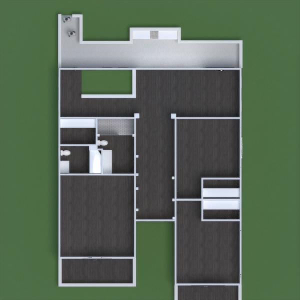 floorplans дом терраса мебель гостиная кухня улица ремонт ландшафтный дизайн техника для дома прихожая 3d