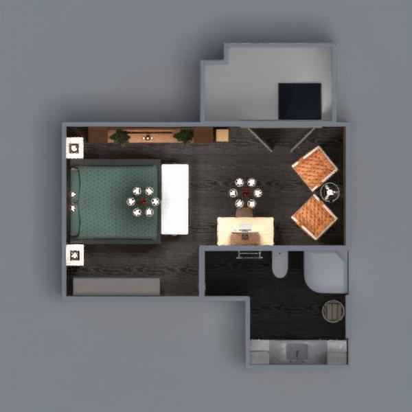 floorplans apartamento varanda inferior mobílias decoração faça você mesmo casa de banho dormitório quarto cozinha escritório iluminação reforma paisagismo utensílios domésticos cafeterias sala de jantar arquitetura despensa estúdio patamar 3d