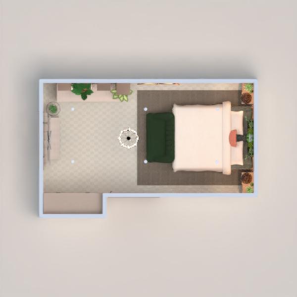 планировки дом декор спальня гостиная освещение 3d