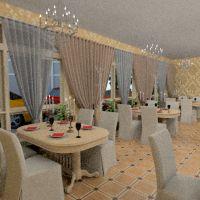 floorplans кухня освещение ремонт кафе столовая архитектура 3d