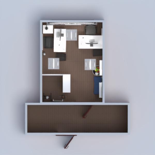 floorplans decor office lighting renovation 3d