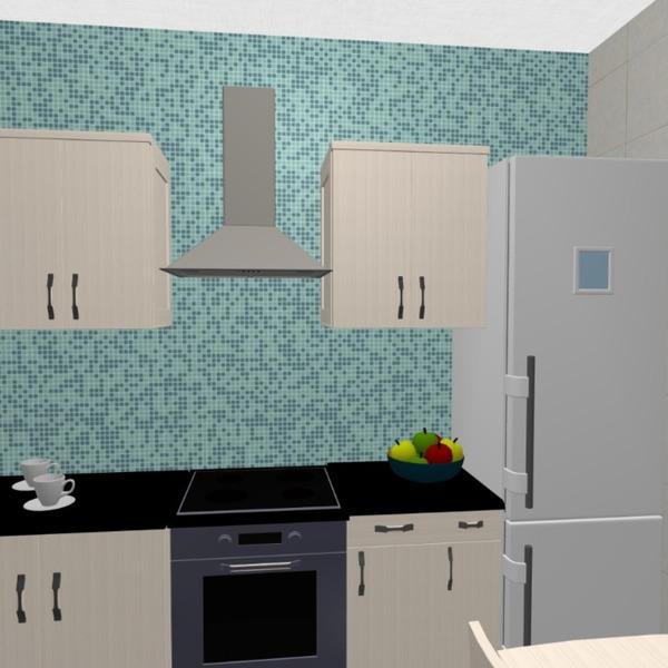 floorplans casa decoração cozinha utensílios domésticos 3d