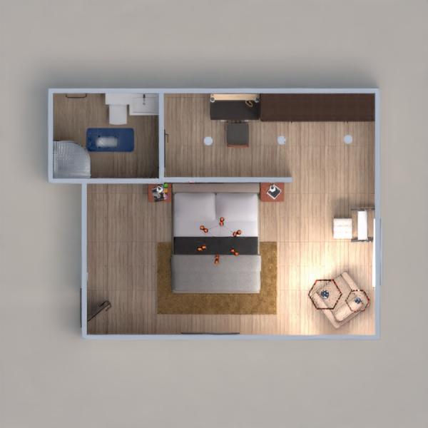 floorplans muebles decoración cuarto de baño iluminación arquitectura 3d