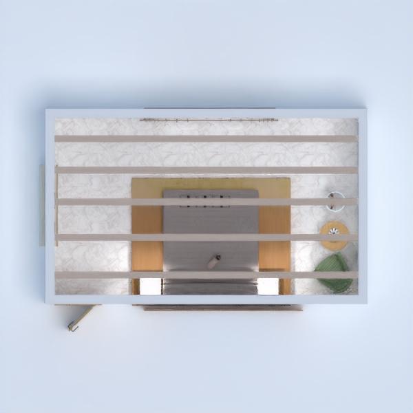 floorplans casa dormitorio salón estudio 3d