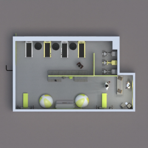 floorplans outdoor studio 3d