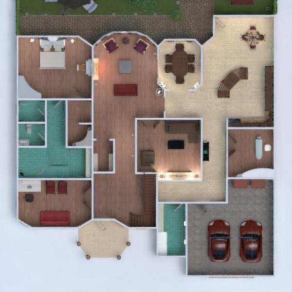 floorplans дом терраса мебель декор ванная спальня гостиная гараж кухня улица детская офис освещение ремонт ландшафтный дизайн техника для дома столовая архитектура 3d