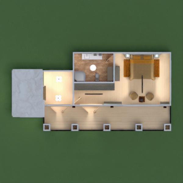 floorplans haus terrasse mobiliar dekor do-it-yourself badezimmer schlafzimmer küche beleuchtung haushalt lagerraum, abstellraum 3d