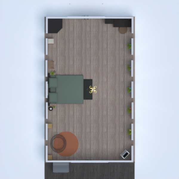 floorplans sypialnia architektura 3d