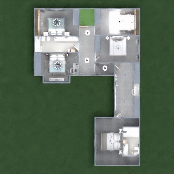 progetti casa garage rinnovo famiglia 3d