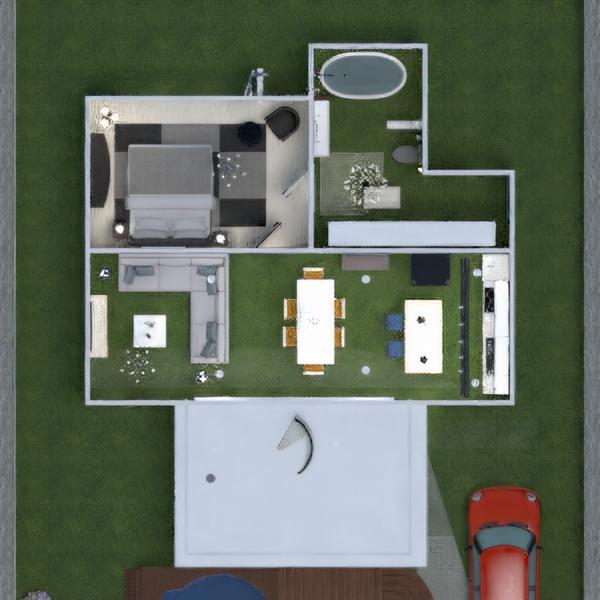 floorplans haus badezimmer 3d
