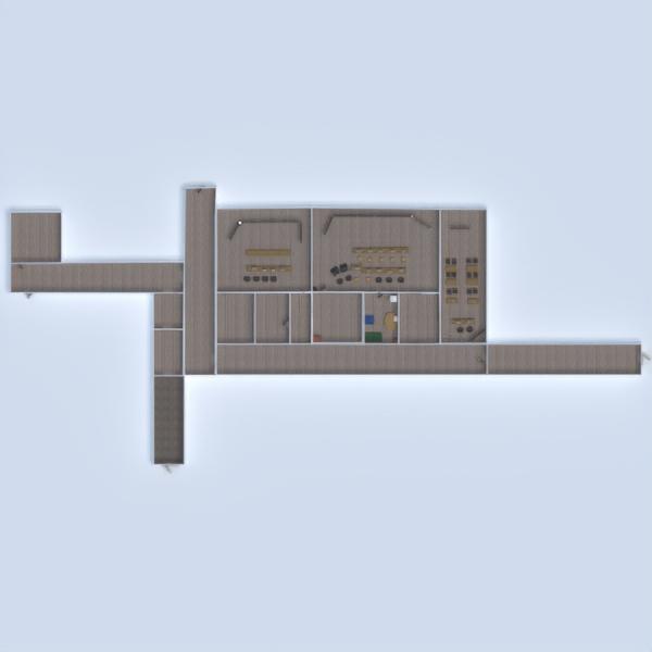 progetti appartamento paesaggio ripostiglio 3d