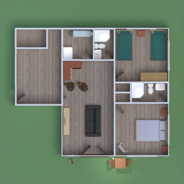 floorplans architektura 3d